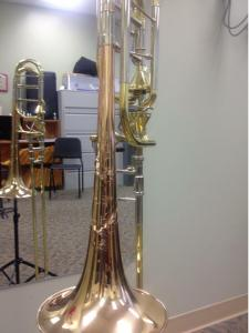 S.E. Shires Bass Trombone