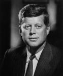 President John Fitzgerald Kennedy (1917-1963)