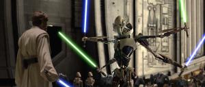 Kenobi vs. Grievous