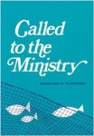 <i>Called to the Ministry</i> by Edmund P. Clowney