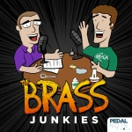 The Brass Junkies Logo