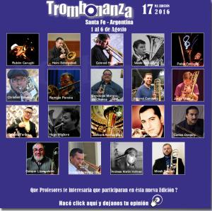 Trombonanza 2016