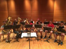 UM Tuba-Euphonium Ensemble August 2016