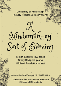 Everett Recital Poster 20180108