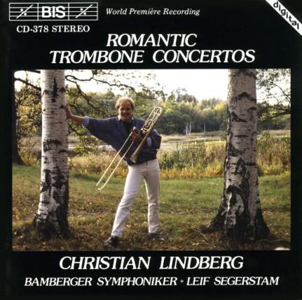 Lindberg Romantic Concertos